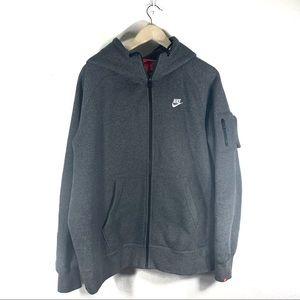 Nike Medium Grey Mens sweatshirt Sz  XL